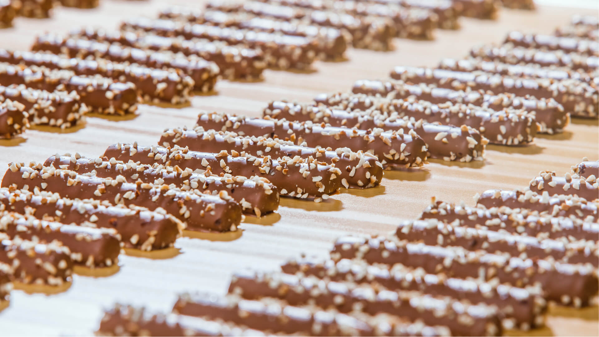Schokoladenriegeln