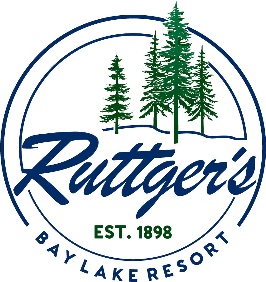Ruttger's Bay Lake Resort logo