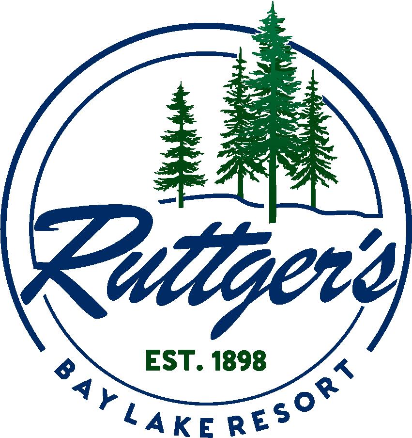 Ruttger's Bay Lake Resort logo