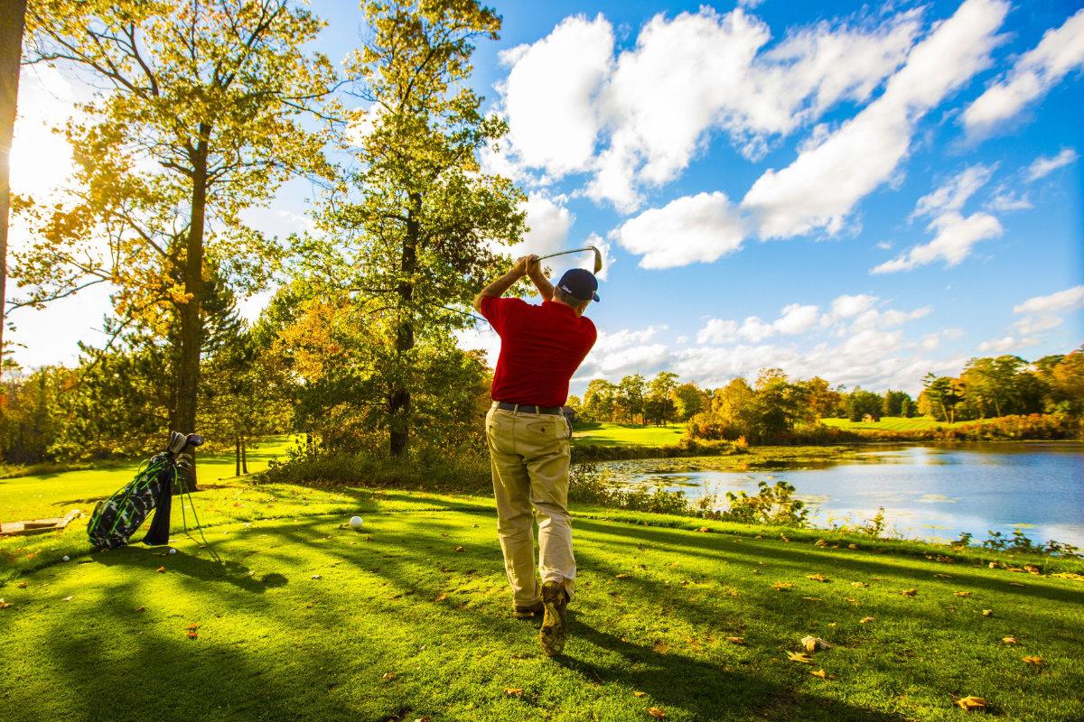 Ruttger's golf course
