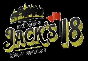 Jack's 18 golf course logo