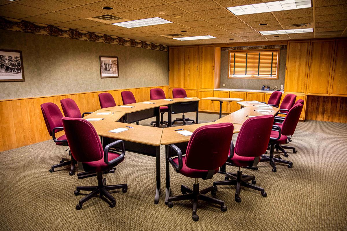 Ruttger's Grayshore conference room