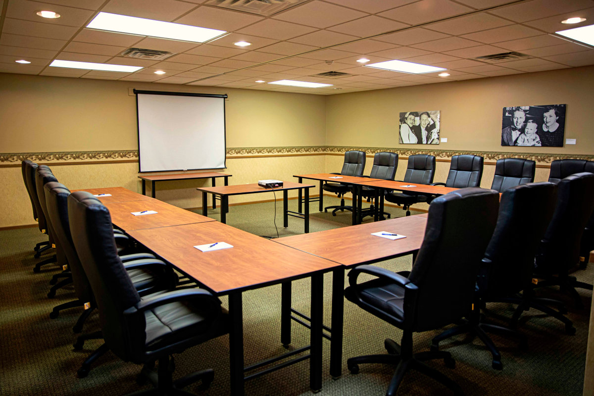 Ruttger's Hanlon conference room