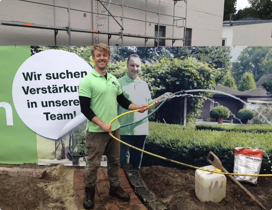 Matthias Aumann Gründung aumann:grün AG