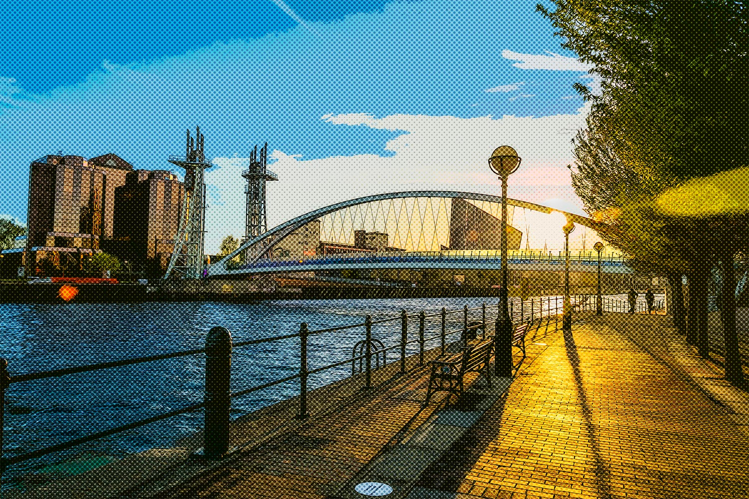 Image of Salford Quays, Manchester