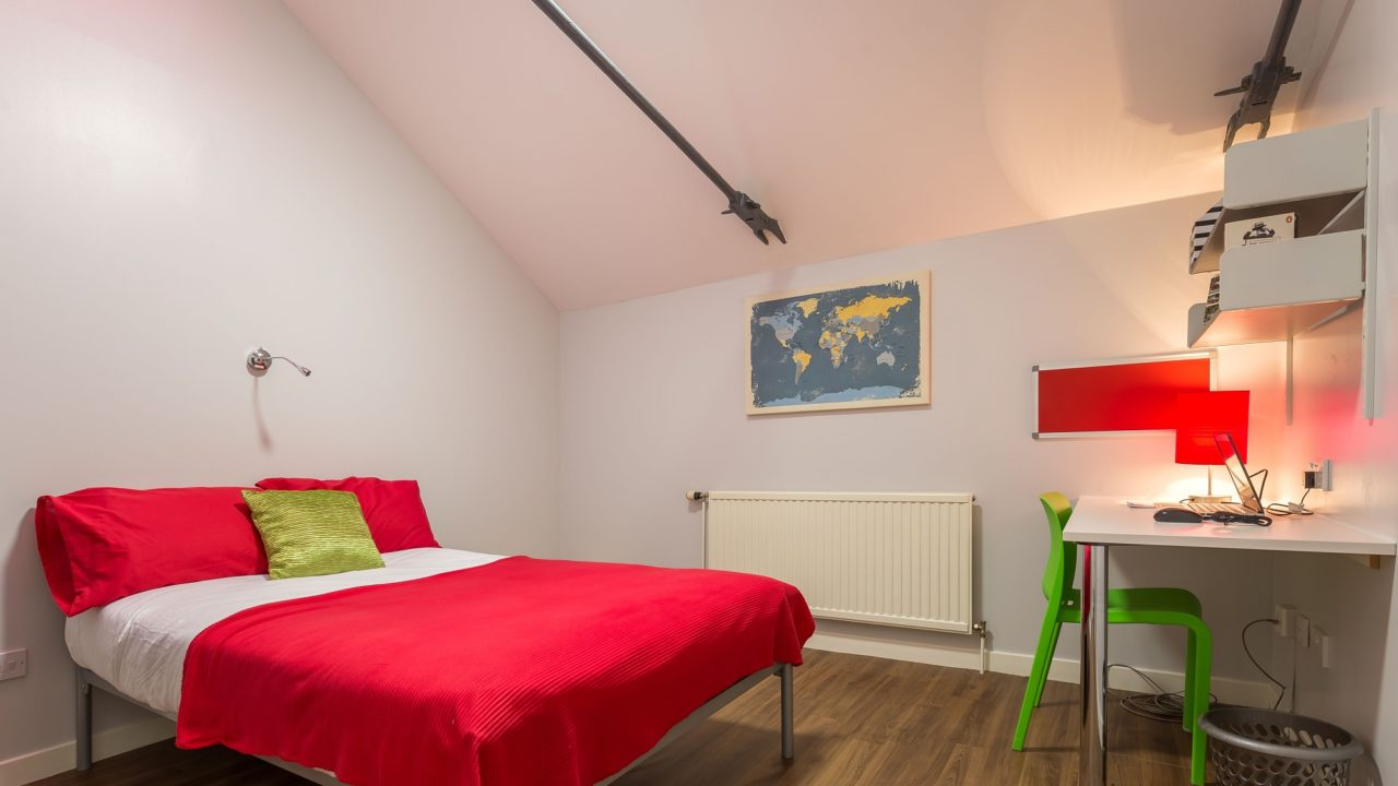 1-Bed Flat