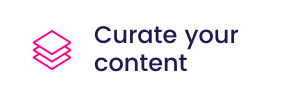 curate your content icon