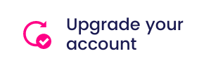 Upgrade your account icon