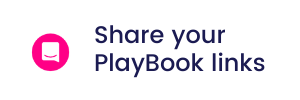 Share your playbook url's with us