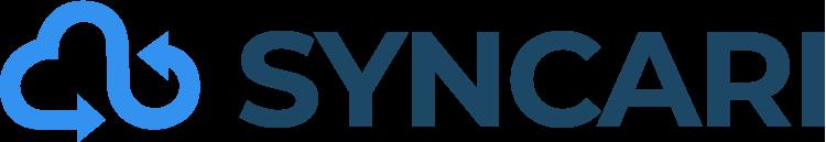 Syncari company logo.