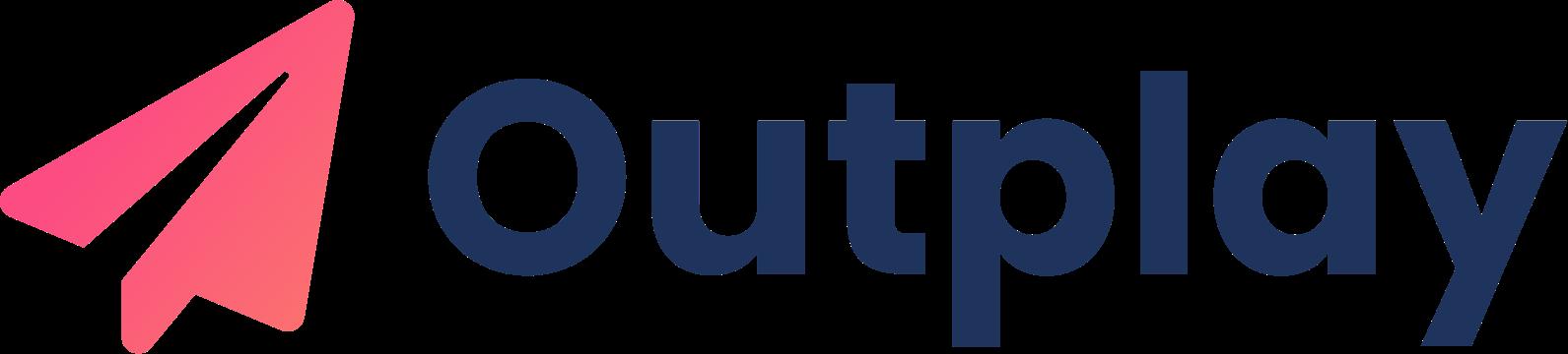 Outplay company logo.