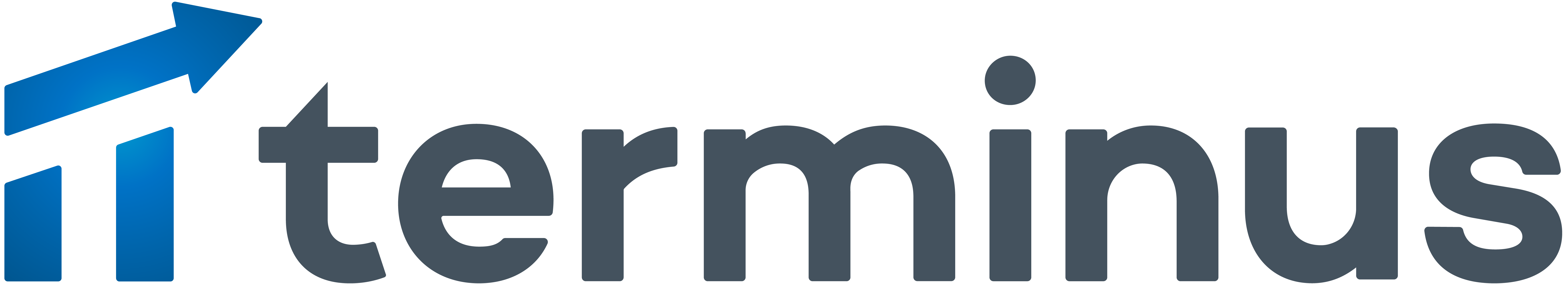 Terminus company logo.