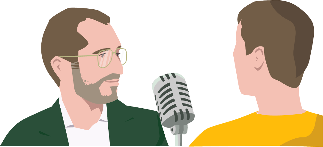 Podcast Episode 2 : Jérémy, son combat contre l'anxiété et la phobie sociale