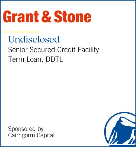 Grant & Stone transaction image