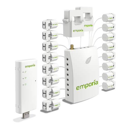 Emporia Vue Energy Monitors