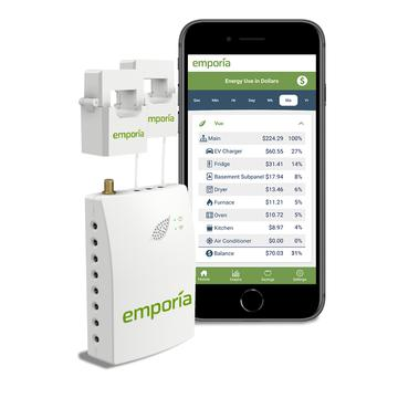 Gen 2 Vue: Whole Home Energy Monitor