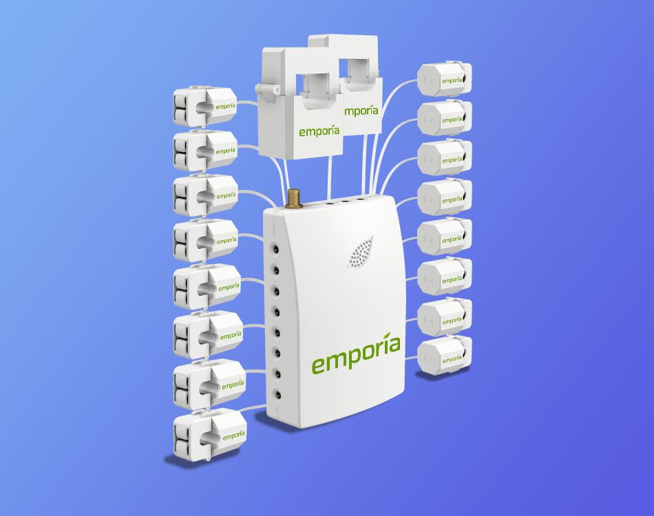 Gen 2 Vue Energy Monitor