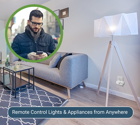 Control Emporia Smart Plugs from Anywhere