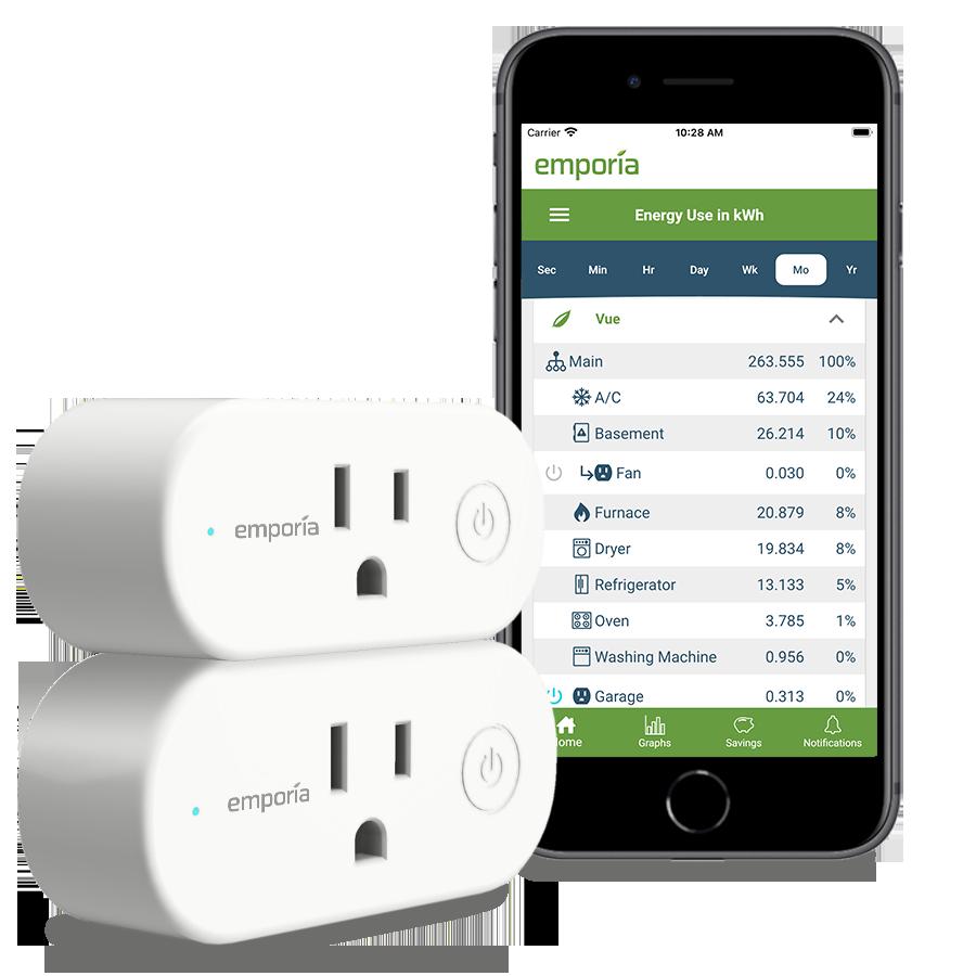 Emporia Smart Plugs