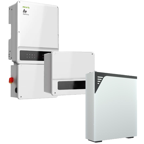 Emporia Alpha-ESS Battery System