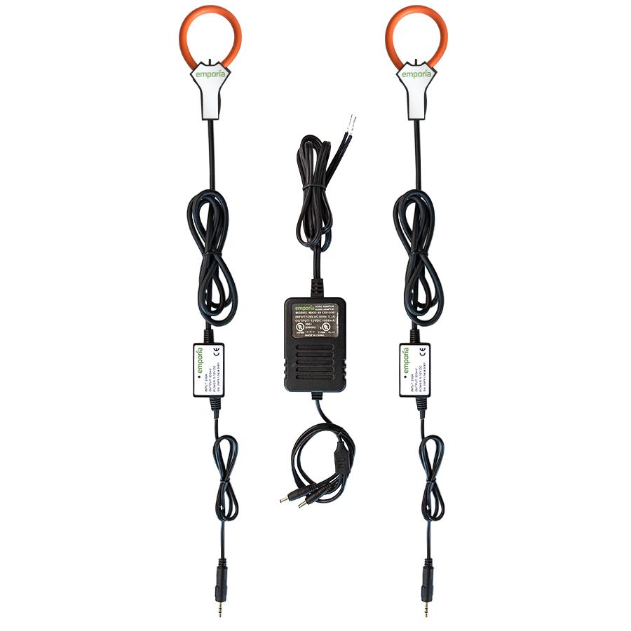 Emporia Flexible Current Sensor Set