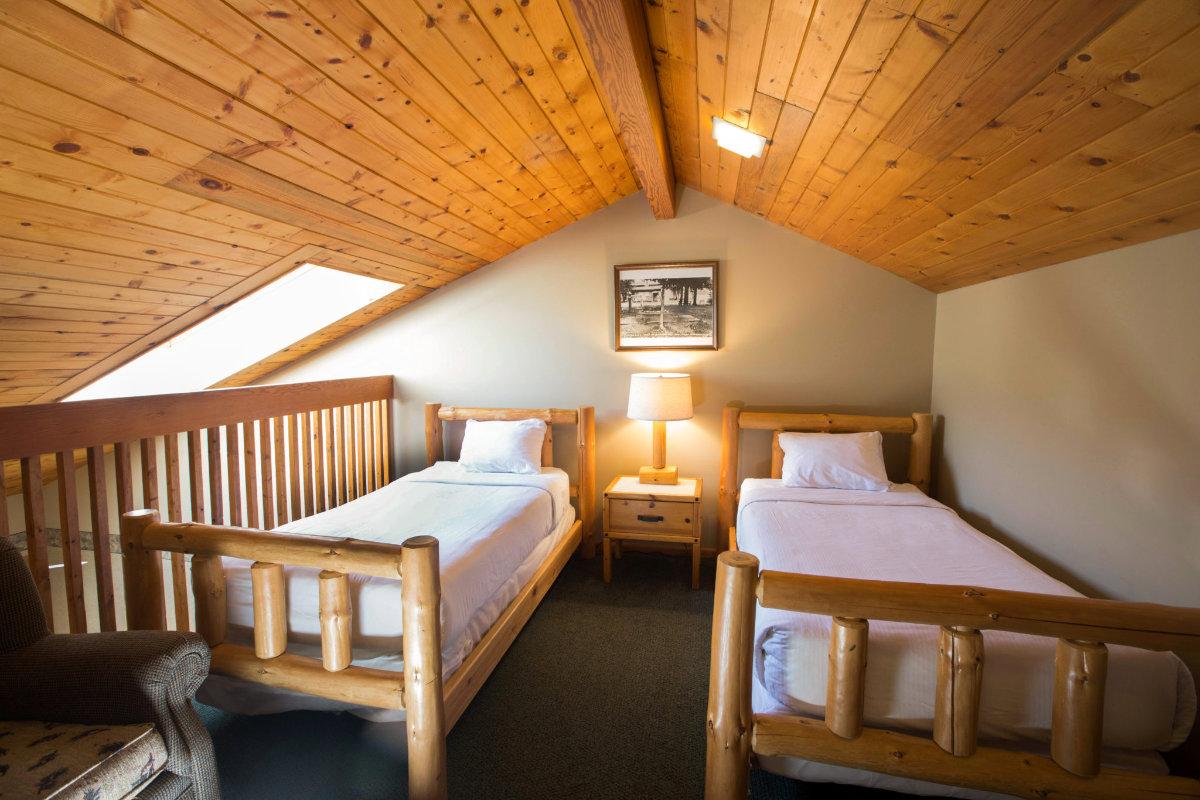 Main Lodge Rooms