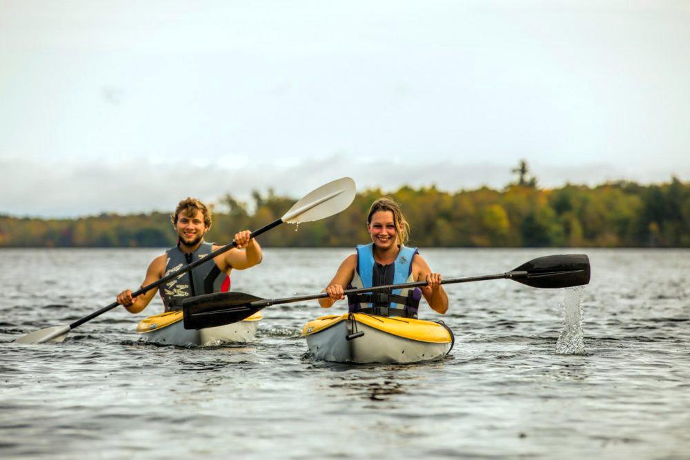 Kayak & Canoe Tour