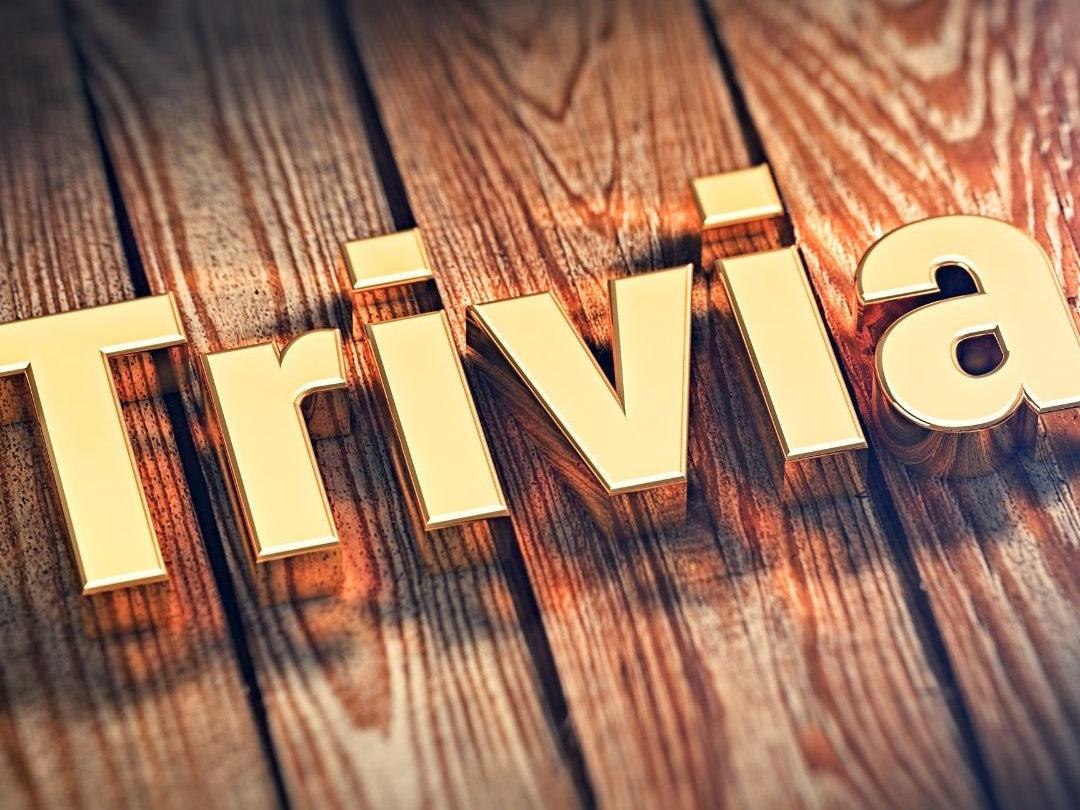 Trivia Thursdays at Zig's