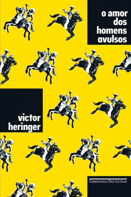 capa do livro O amor dos homens avulsos