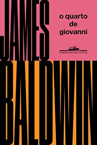 capa do livro o quarto de Giovanni