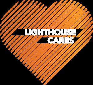 Lighthouse Cares logo