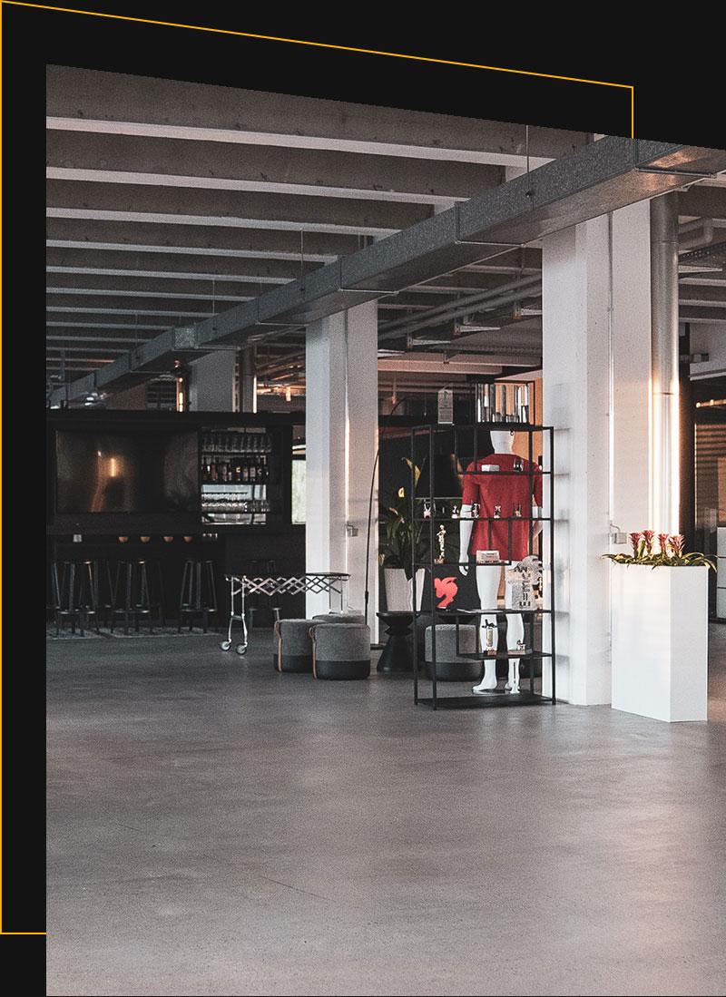 Büroräumlichkeiten der S&P Computersysteme GmbH