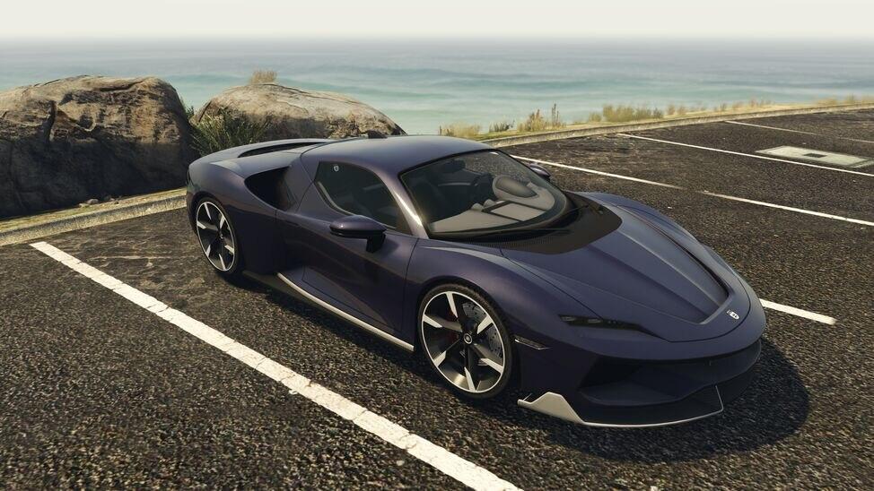 Grotti Itali RSX GTA