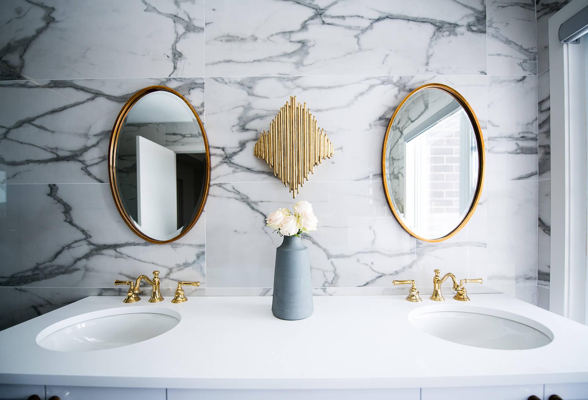 a perfect bathroom