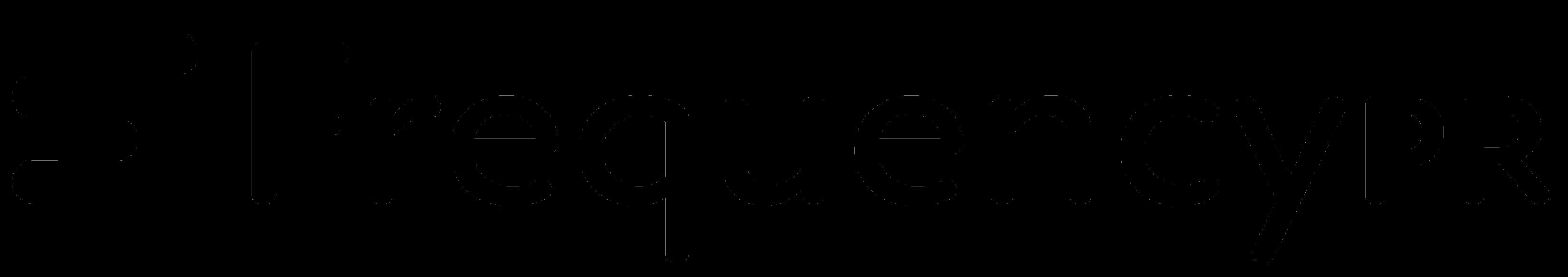 Frequencypr