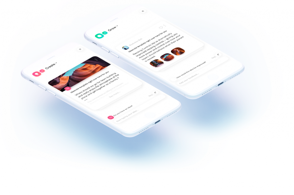 Get yoour ideas heard with Ideanote