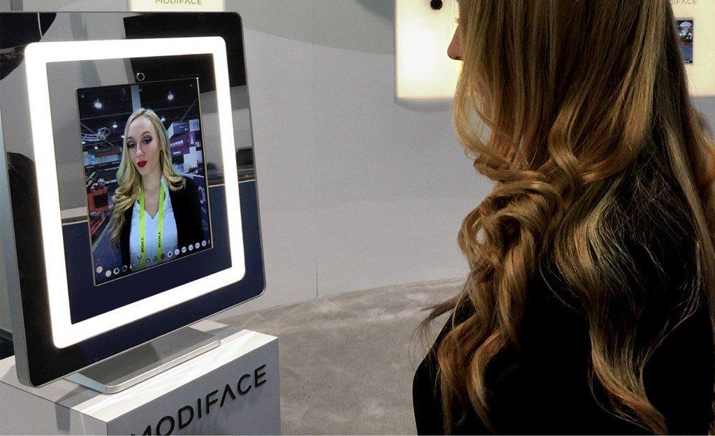 Technology innovation makeup