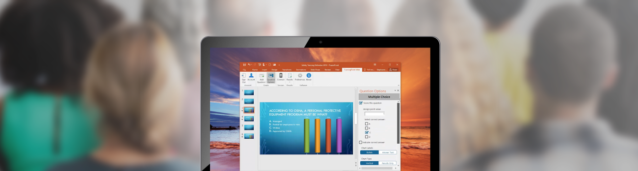 Say hello to TurningPoint web for PowerPoint