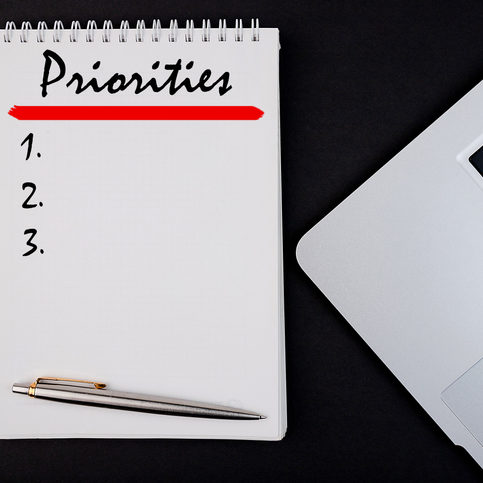 Prioritizing for Performance in a Hectic World