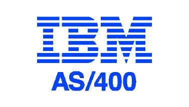 IBM AS/400 Plaform Logo