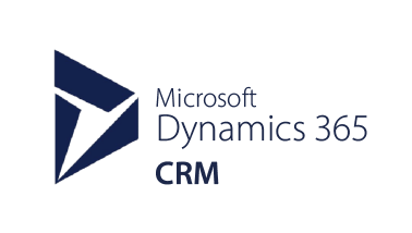 Microsoft Dynamics 365 CRM Logo