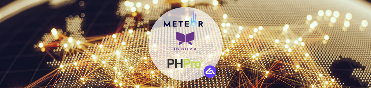 Partner: Meteor, Induxx and Phpro