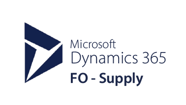 Microsoft Dynamics 365 Finance & Operations Logo