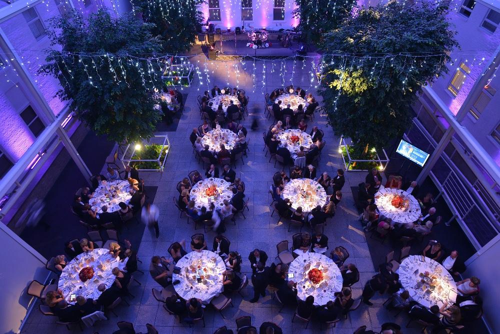 The Atrium Event