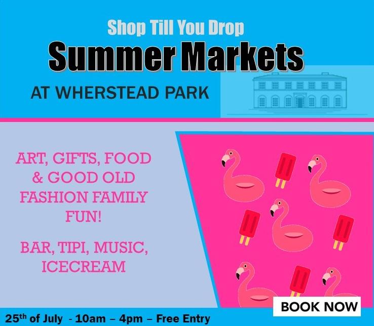 Wherstead Park Summer Market