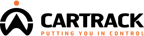 Cartrack putting you in control logo
