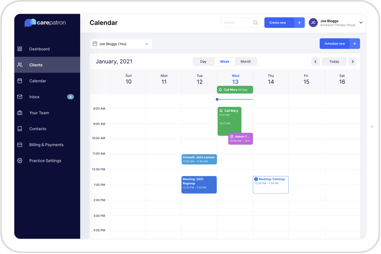 Best Healthcare Scheduling and Scheduling Assistant