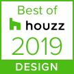 Houzz Awards 2019 Best of Design Award Badge