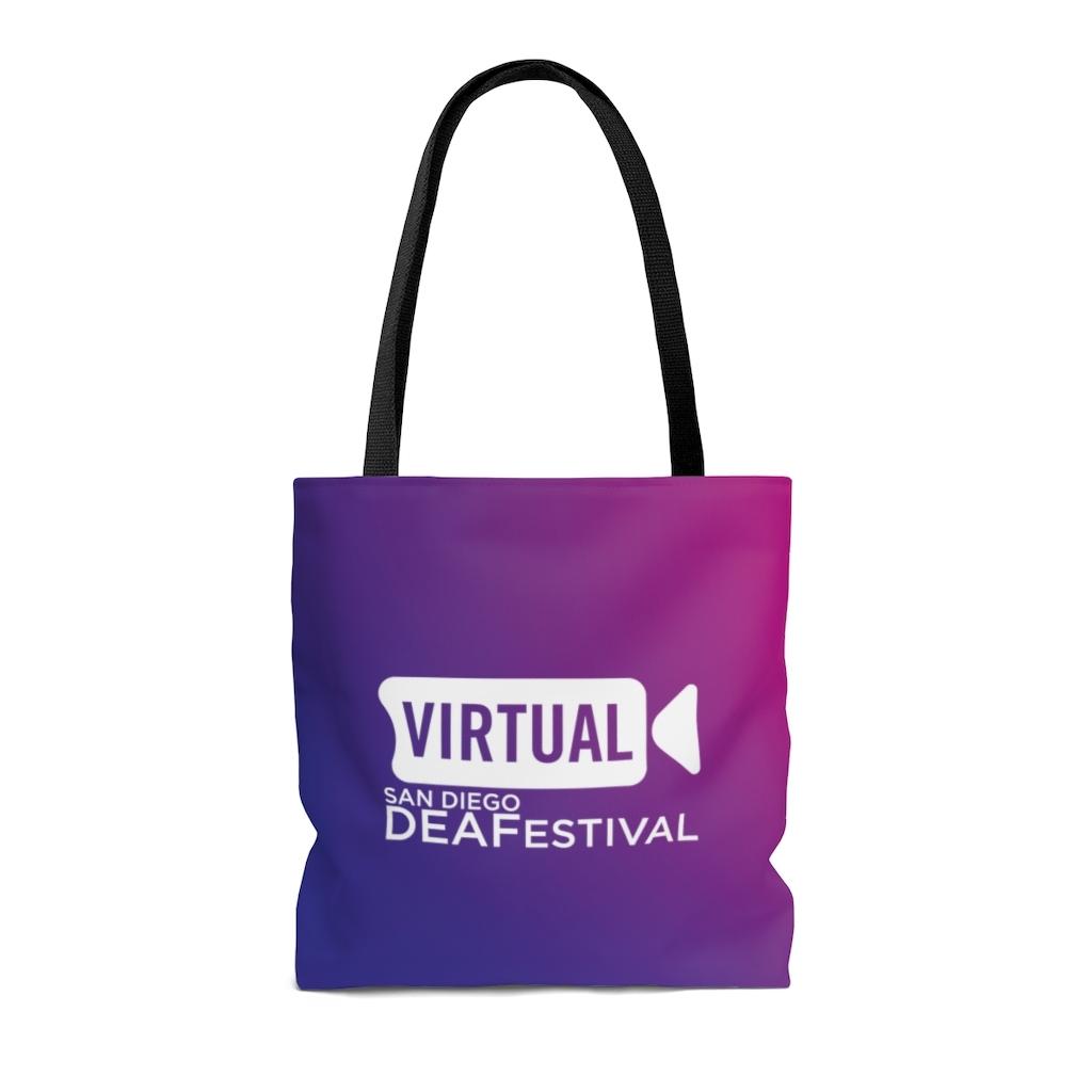 DeafestivalTote Bag