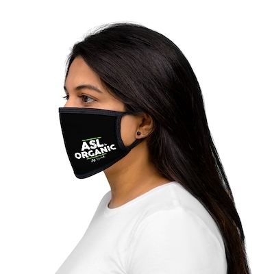 ASL is Organic Face Mask